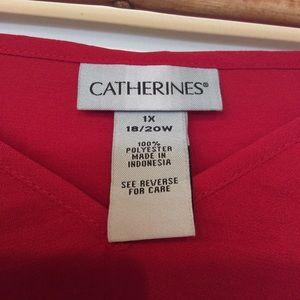 Catherines Tops - Catherines Three Quarter Sleeve Top